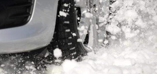 Zimske gume - pnevmatike