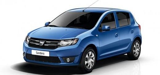 novi Dacia Sandero