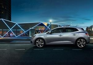 Renault Megane cena