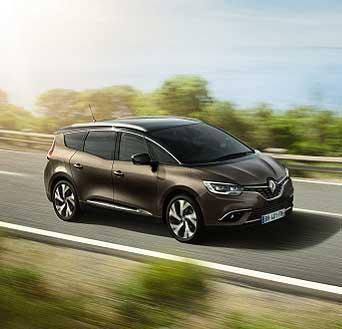 Novi Renault Scenic prodaja