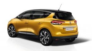 Rabljena vozila Renault Scenic