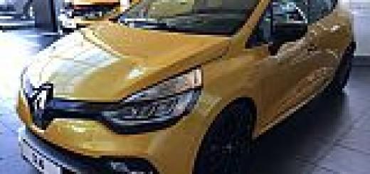 Renault Clio rabljena vozila