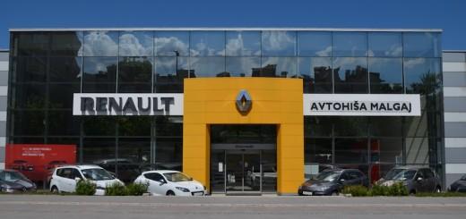 Rabljena vozila Renault