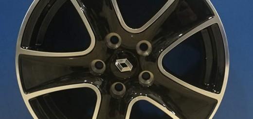 Jeklena platišča 16 col Renault